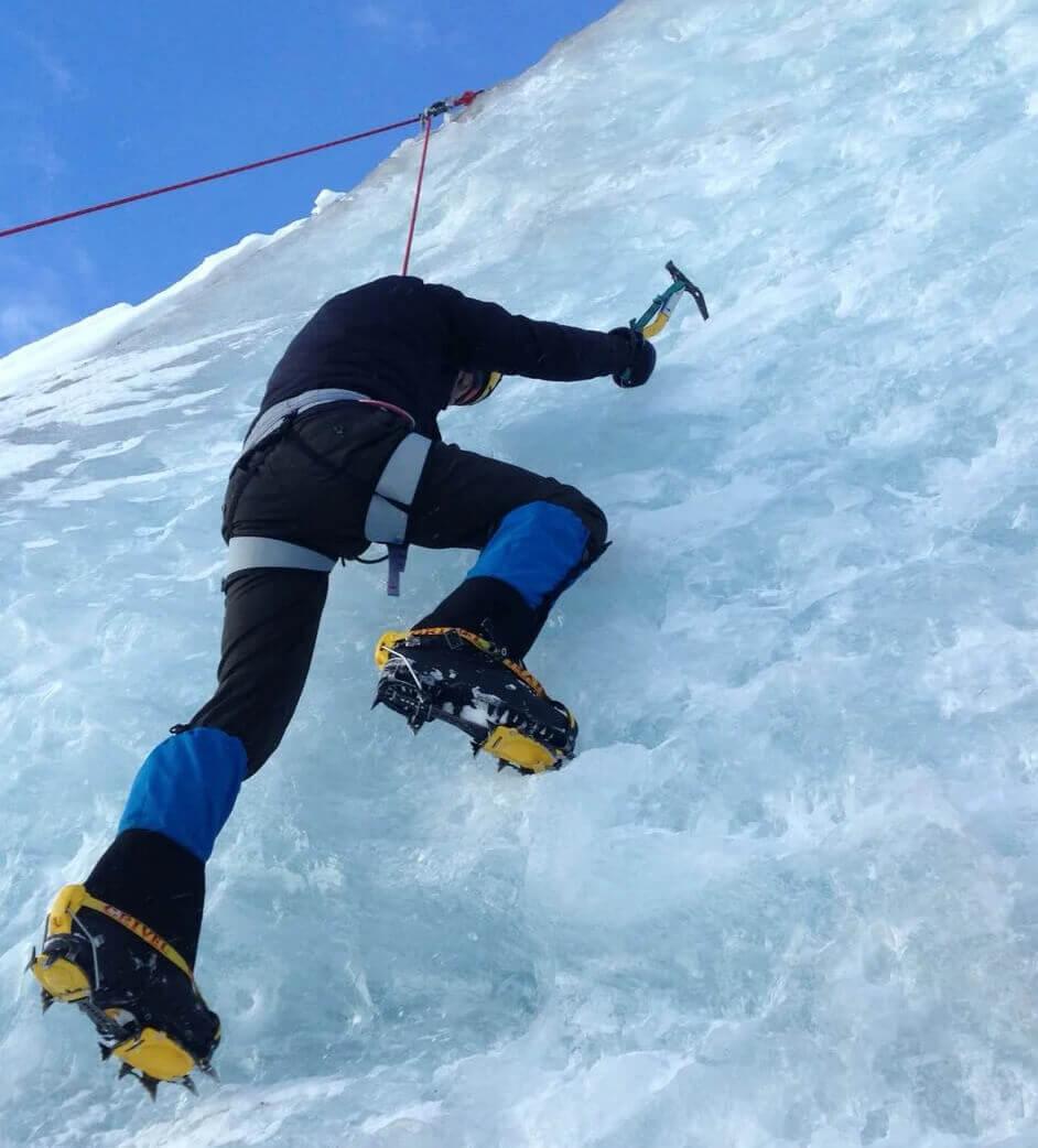 Тренажёр для альпинистов
